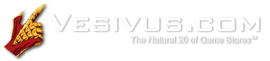 Vesivus - The Natural 20 of Game Stores (tm)